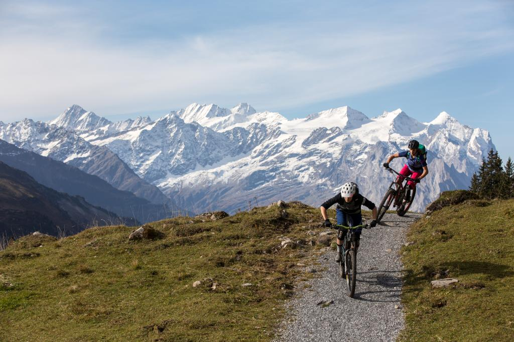 Bikerouten in Engelberg – ein Blick hinter die Kulissen