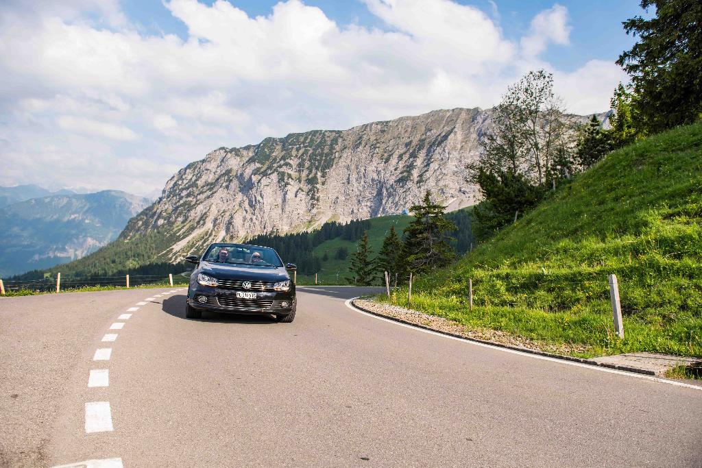 Touring-Route 1: Geniesser-Tour
