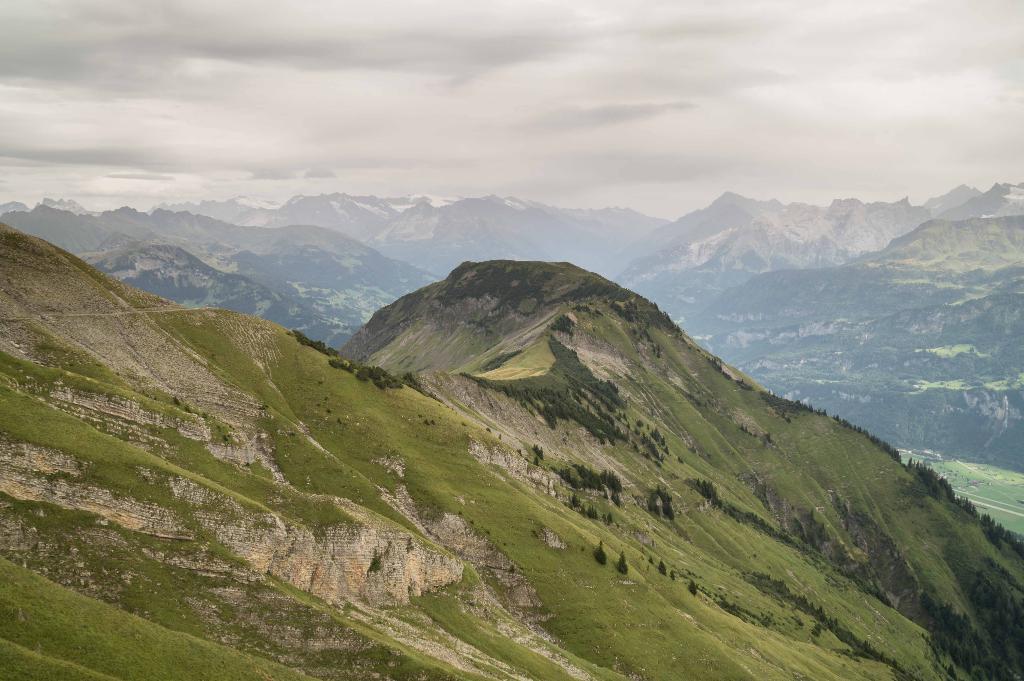 Obwaldner Höhenweg: Etappe 3