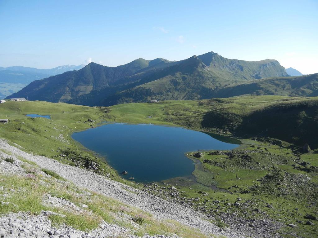 Obwaldner Höhenweg: Etappe 4