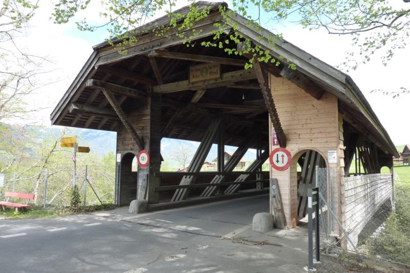 High Bridge, Kerns