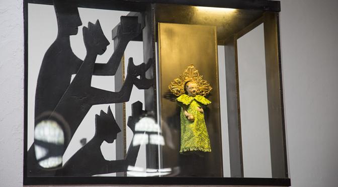 Sarnen figure of the infant Jesus