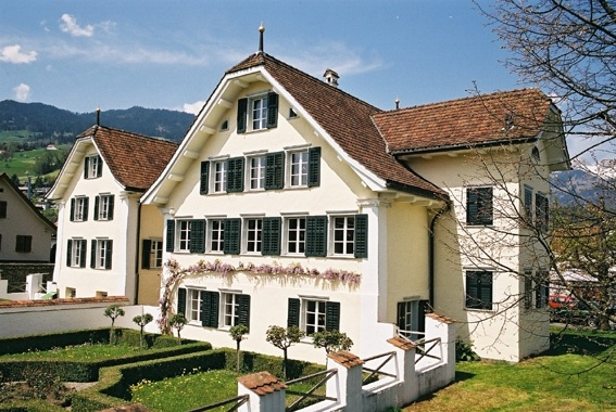 Grundacherhaus Sarnen (Kantonsbibliothek)