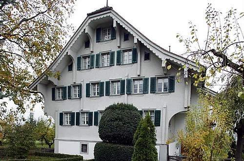 Zun-Haus Sachseln