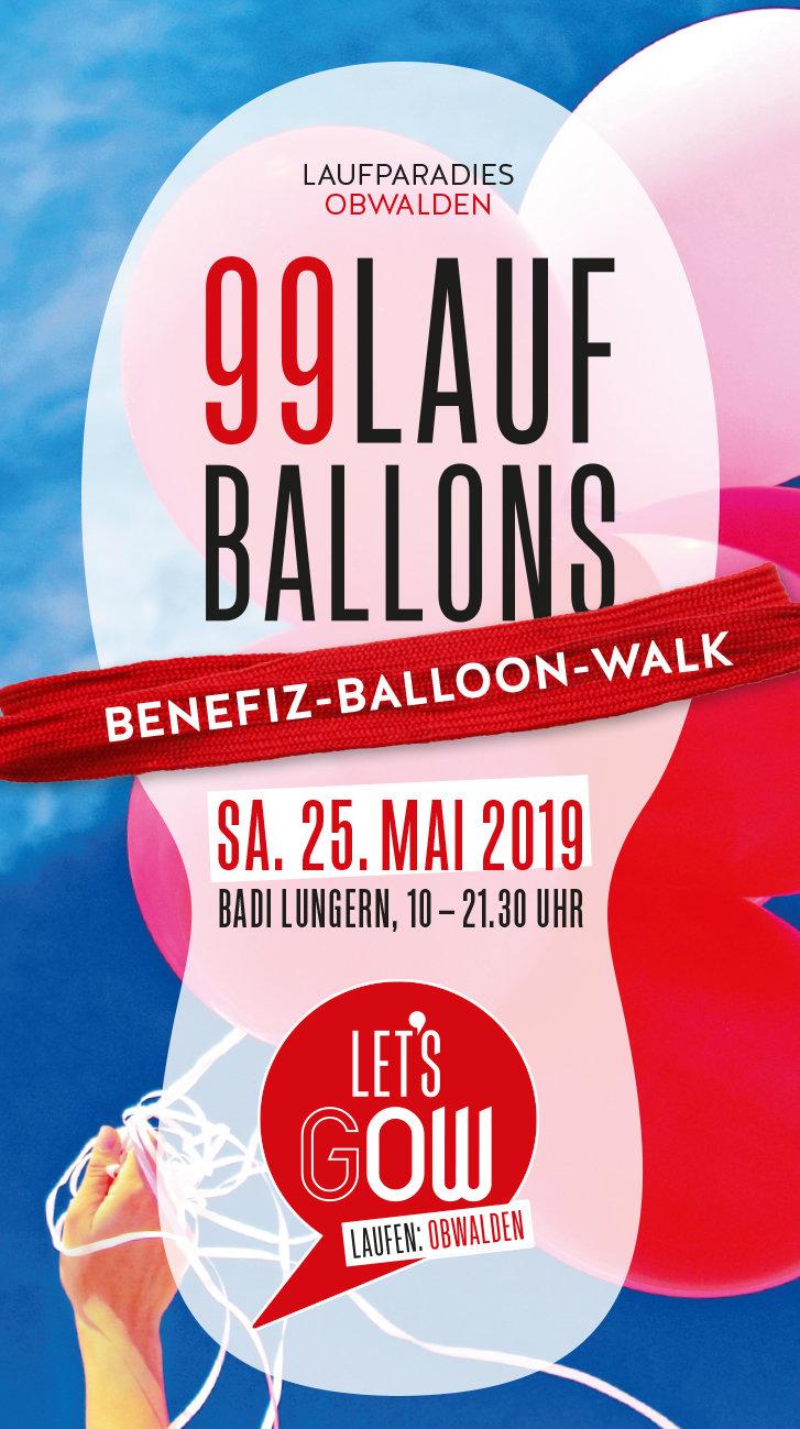 99 Laufballons